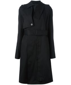 Rick Owens | Cargo Trench Coat 44 Cotton/Viscose