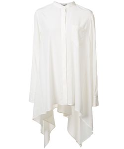 Maiyet | Draped Shirt 10 Silk