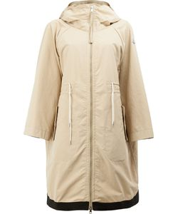 Moncler | Pin Hooded Coat Size 0