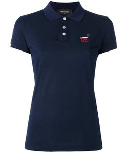 Dsquared2 | Cigarette Logo Polo Shirt