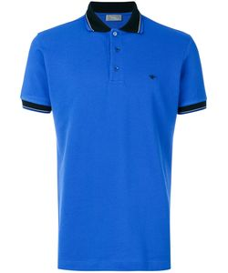 Dior Homme | Contrasting Detail Polo Shirt