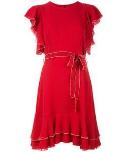 L' Autre Chose | Lautre Chose Ruffled Dress 38 Silk
