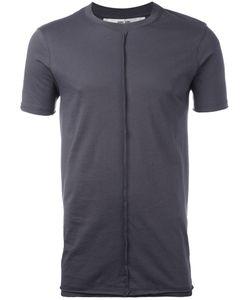 Damir Doma | Central Open Seam T-Shirt Medium Cotton