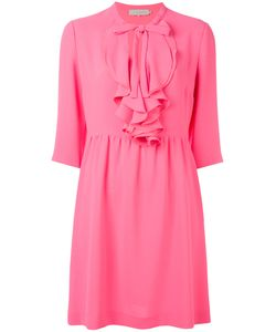 L' Autre Chose | Lautre Chose Flared Ruffle Dress