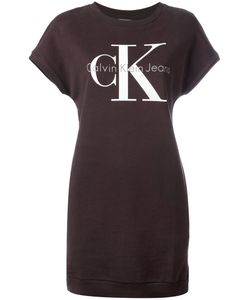 Calvin Klein Jeans | Iconic Logo T-Shirt Dress Size Large