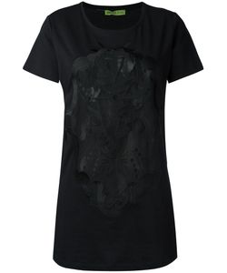 Versace Jeans | Oversized Print T-Shirt Small