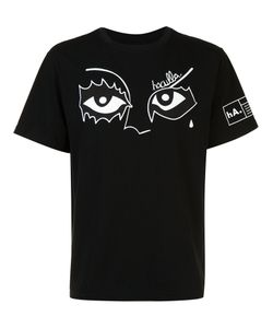 HACULLA | Eye Print T-Shirt L