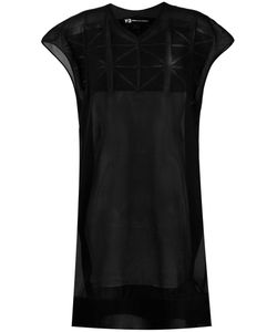 Y-3 | V-Neck Tunic Small Polyester