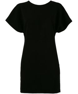 Iro | Open Back Shift Dress 40 Polyester