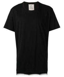 Maison Mihara Yasuhiro   Flame-Print T-Shirt Size 52
