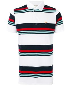 Maison Kitsune | Maison Kitsuné Striped Polo Shirt