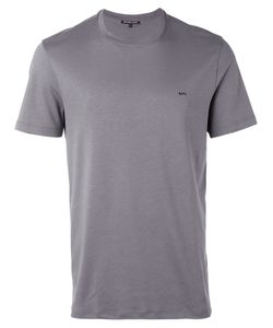 Michael Kors   Logo Plaque T-Shirt