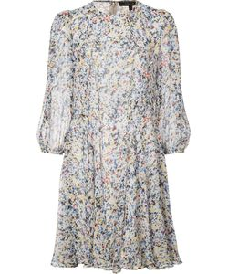 Derek Lam | Splatter Print Flared Dress