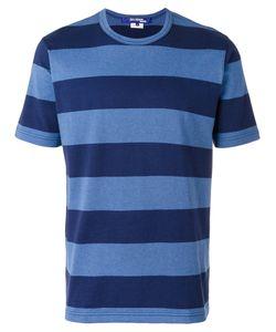 JUNYA WATANABE COMME DES GARCONS | Junya Watanabe Comme Des Garçons Man Striped T-Shirt Size Small
