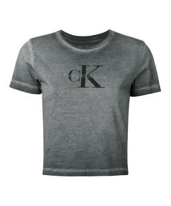 Calvin Klein Jeans | Washed Out Logo T-Shirt