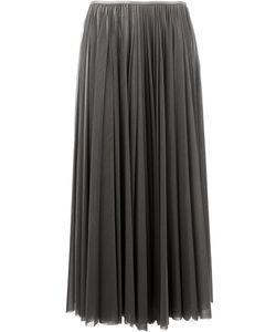 Céline   Pleated Long Skirt Size 36
