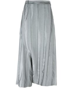 Masnada | Drop-Crotch Pleated Trousers 44