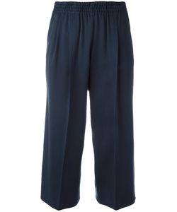 DUSAN | Cropped Trousers S