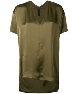 Ilaria Nistri | Elongated Back T-Shirt Size 42