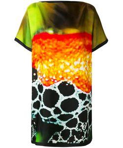 Max Mara | Abstract Print T-Shirt Dress