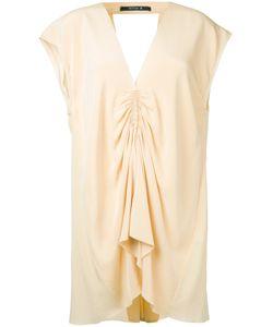 KITX   Gathe Front Blouse 14 Silk