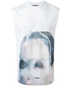 Icosae | Portrait Print Tank Medium Cotton