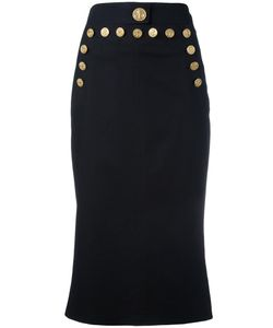 Dolce & Gabbana | Nautical Skirt 38 Cotton/Spandex/Elastane/Cotton
