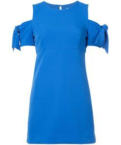 Milly | Платье С Узлами На Рукавах