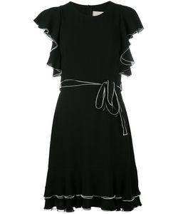 L' Autre Chose | Lautre Chose Ruffled Dress 44 Silk