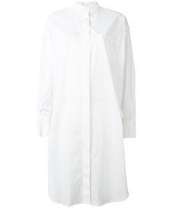 DKNY | Oversized Button Through Tunic