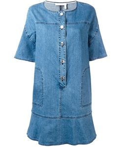 See By Chloe | See By Chloé Frill Hem Denim Dress