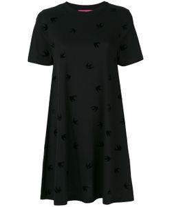 Mcq Alexander Mcqueen | Swallow Print Dress