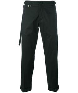 Christian Pellizzari | Cropped Trousers 50 Cotton/Spandex/Elastane/Viscose