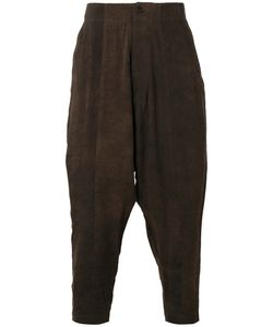 UMA WANG | Kamal Pants Medium Linen/Flax/Viscose/Cotton