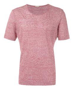 Massimo Alba   Crew Neck T-Shirt Size Large