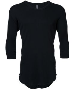 KAZUYUKI KUMAGAI | Three-Quarter Sleeve T-Shirt 1 Cotton