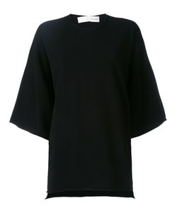 Isabel Benenato | Wide Sleeve Top