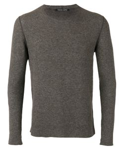 Hannes Roether | Crewneck Slim-Fit Sweater Size Large