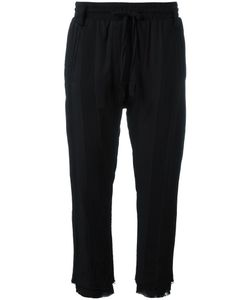 Haider Ackermann | Drop-Crotch Trousers Large Cotton