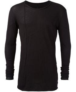 THOM KROM | Elongated Sleeves T-Shirt Mens Size Xl Cotton