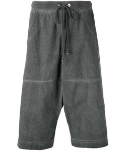 Lost & Found Rooms   Drop-Crotch Shorts