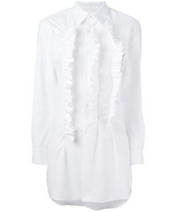 Comme Des Garcons | Comme Des Garçons Ruffled Front Shirt