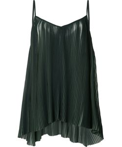 Just Female | Pleated Cami Small Polyester