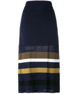 Kenzo | Mesh Panel Skirt Size Small