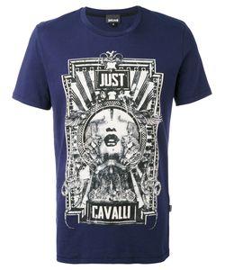 Just Cavalli | Футболка С Принтом