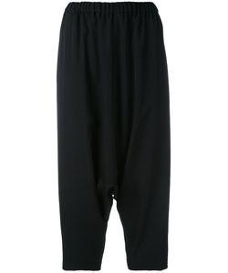 COMME DES GARCONS COMME DES GARCONS | Comme Des Garçons Comme Des Garçons Drop Crotch Trousers Size