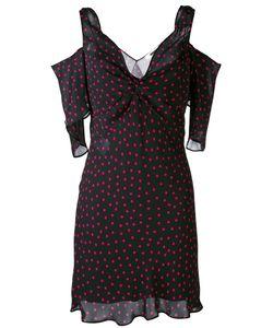 Mcq Alexander Mcqueen | Платье С Вырезами На Плечах