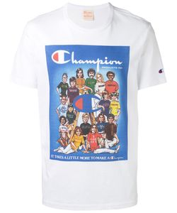 Champion | Logo Print T-Shirt Size Xl
