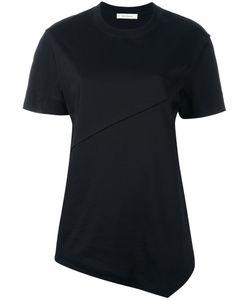 Cedric Charlier | Cédric Charlier Asymmetric Hem T-Shirt 44 Cotton