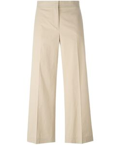 Fabiana Filippi | Cropped Trousers 42 Cotton/Polyester/Spandex/Elastane